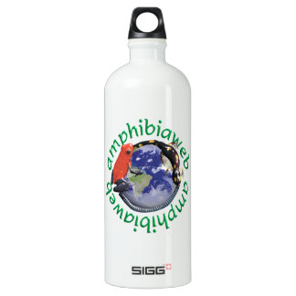 AmphibiaWeb High-def Waterbottle Water Bottle