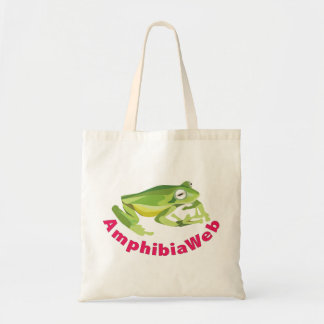 AmphibiaWeb Sabin's Glass Frog Tote