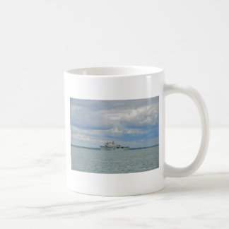 Amphibious Assault Ship Ocean Classic White Coffee Mug