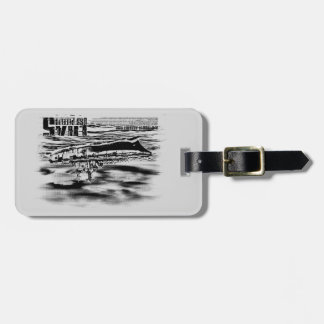 Amphibious assault ship Peleliu Aif luggagetag Bag Tag
