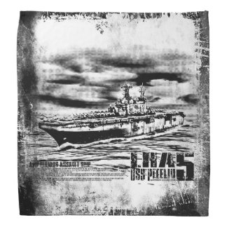 Amphibious assault ship Peleliu Bandana
