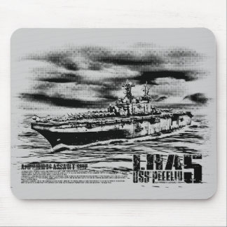 Amphibious assault ship Peleliu Mousepad