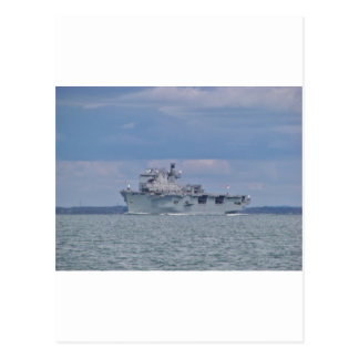Amphibious Assault Ship Postcard