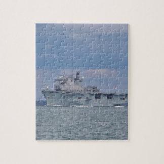 Amphibious Assault Ship Puzzles