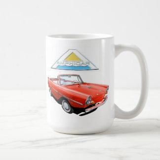 Amphicar painting coffee mug
