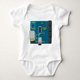 amphisbaena two platform dtn node vector baby bodysuit