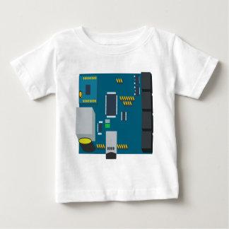 amphisbaena two platform dtn node vector baby T-Shirt