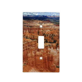 Amphitheater at Bryce Canyon National Park in Utah Light Switch Cover