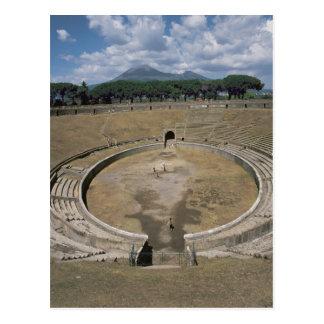 Amphitheatre, begun c.80 BC Postcard