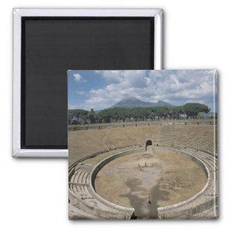 Amphitheatre, c.80 comenzado A.C. Imán Cuadrado