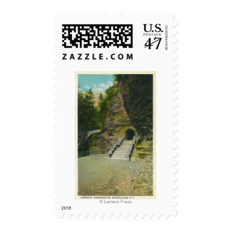 Amphitheatre Entrance View Postage