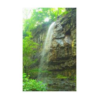 Amphitheatre Falls, Ohio Gallery Wrap Canvas