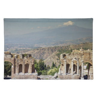 Amphitheatre griego mantel individual
