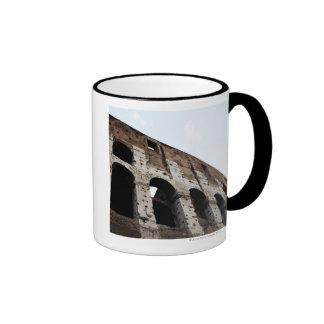 Amphitheatre romano taza de dos colores