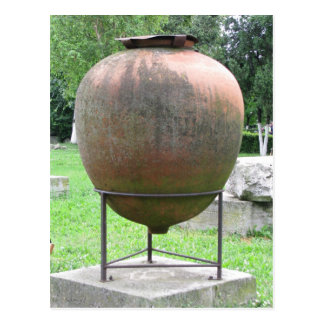 """Amphora antiguo"" en Constanta, Rumania Tarjeta Postal"