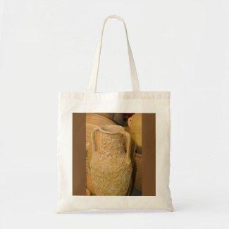 amphora budget tote bag