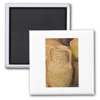 amphora imán cuadrado