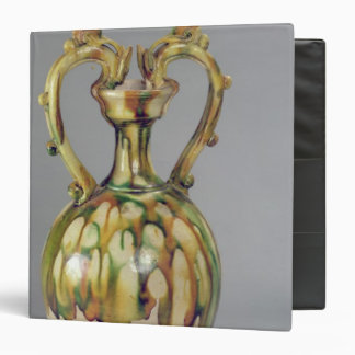 Amphora with handles in the form of dragon 3 ring binder