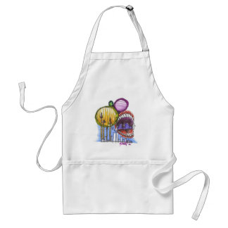 Ampi Mouth Adult Apron