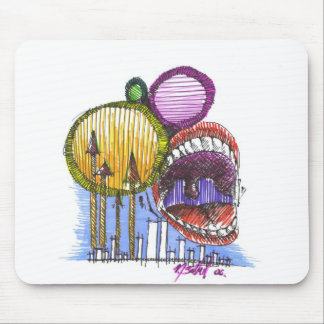 Ampi Mouth Mouse Pad