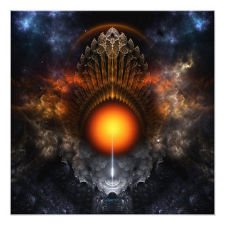 Ampliación ideal de la foto del arte del fractal d