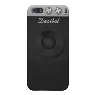 Amplificador de la guitarra iPhone 5 carcasas
