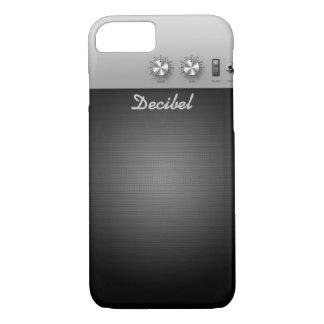 Amplificador de la guitarra funda iPhone 7