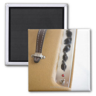 Amplifier 2 2 inch square magnet