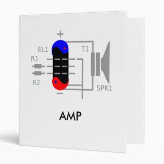 Amplifier Tube Binder