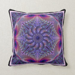 Amplitude Throw Pillow