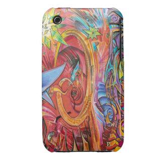 """Ampule Time"" iPhone 3 Case-Mate Case"