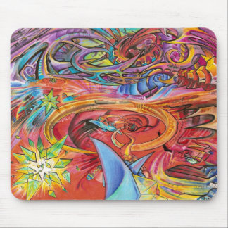 """""""Ampule Time"""" Mouse Pad"""