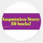amputation_story pegatinas