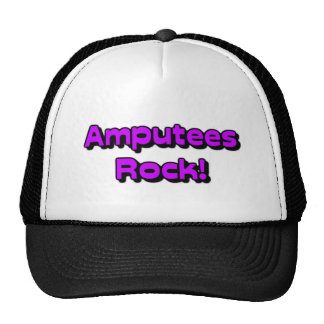 Amputees Rock! Hat