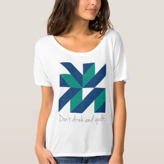 AMQG Drunk Quilting Shirt