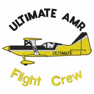 AMR ULTIMATE, Flight tripulación polo