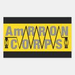 AmRRON Corps Sticker