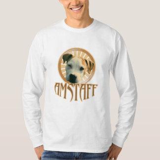 AmStaff - American Stafforshire Terrier T Shirt