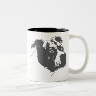 AmStaff BOY 1 only | cup/Cup Two-Tone Coffee Mug
