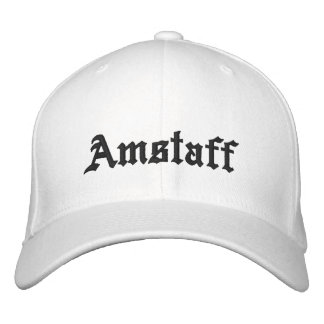 Amstaff Embroidered Baseball Cap