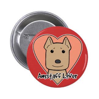 Amstaff Lover Pins