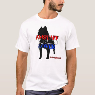 Amstaff lover T-Shirt