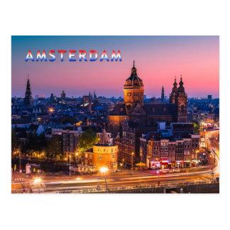 Amsterdam 003B Postales