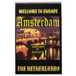 AMSTERDAM 1, AMSTERDAM, HOLANDA,… - modificado Calendarios