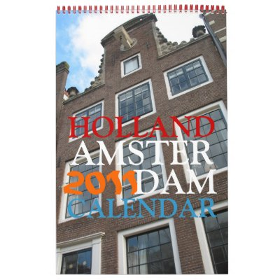 december 2011 calendar canada. Amsterdam 2011 Calendar