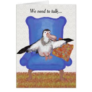 Amsterdam Albatross Card