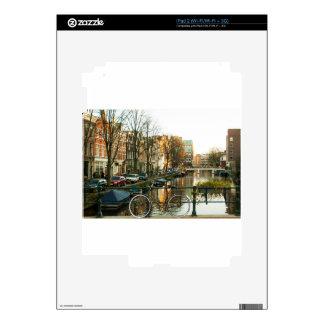 Amsterdam Bicicle iPad 2 Skin