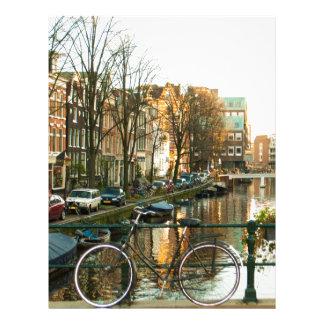 Amsterdam Bicicle Letterhead