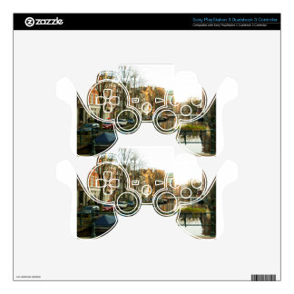 Amsterdam Bicicle PS3 Controller Decals