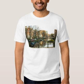 Amsterdam Bicicle Shirt